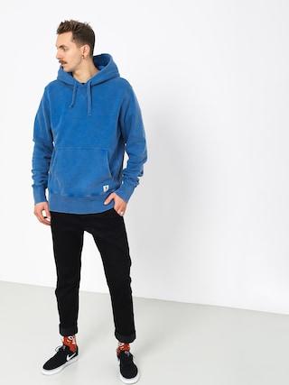 Mikina s kapucňou Element Neon HD (snorkel blue)