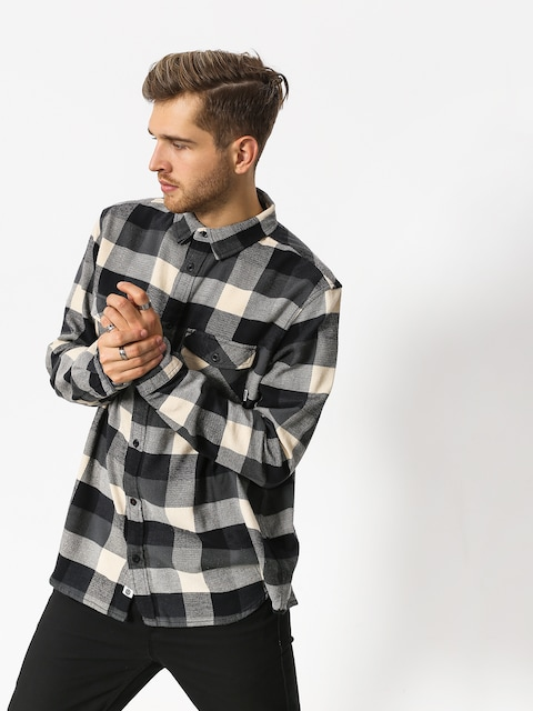Košeľa Element Tacoma 2.0 (flint black)