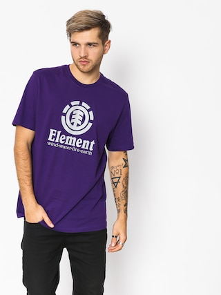 Tričko Element Vertical (purple)