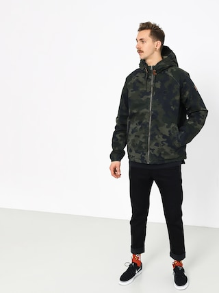 Bunda Element Alder Raglan (bark camo)