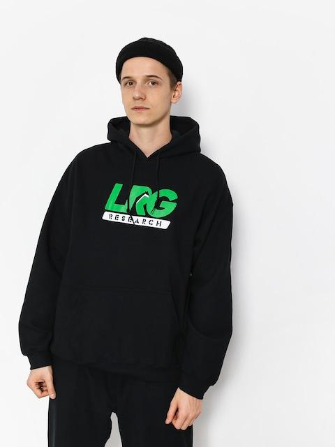 Mikina s kapucňou LRG Rc Lrg Head HD (black)