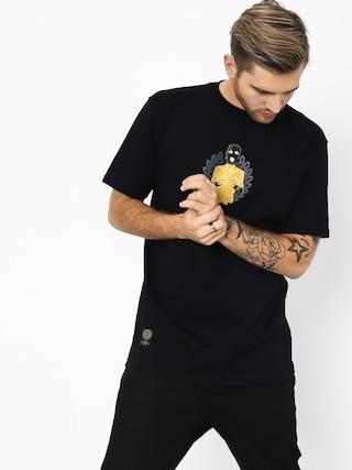 Tričko MassDnm Golden Chick (black)
