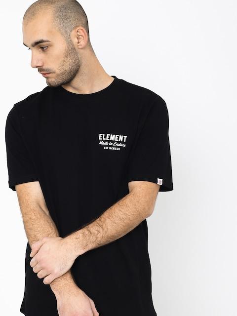 Tričko Element Sign (flint black)