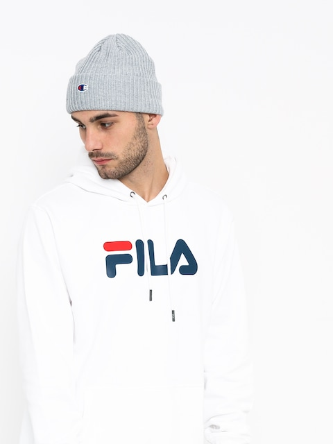 Mikina s kapucňou Fila Pure HD (bright white)