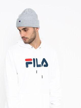 Mikina s kapucňou Fila Pure HD (bright white)