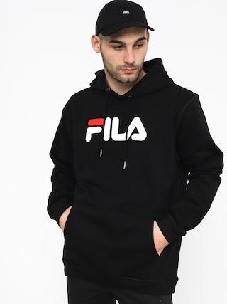 Mikina s kapucňou Fila Pure HD (black)