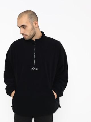 Mikina Polar Skate Lightweight Fleece Pullover 2 0 HD (black)