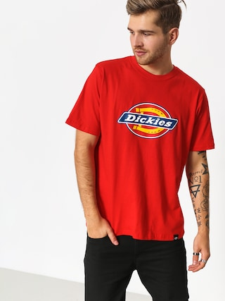 Tričko Dickies Horseshoe (fiery red)