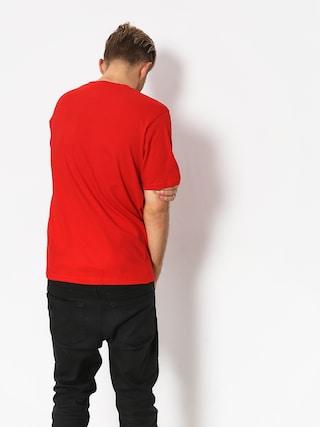 Tričko Dickies Horseshoe (fiery red)