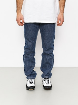 Nohavice MassDnm Base Jeans Regular Fit (blue)
