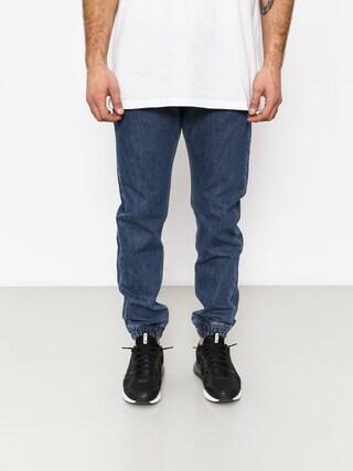 Nohavice MassDnm Base Jogger Jeans Sneaker Fit (blue)