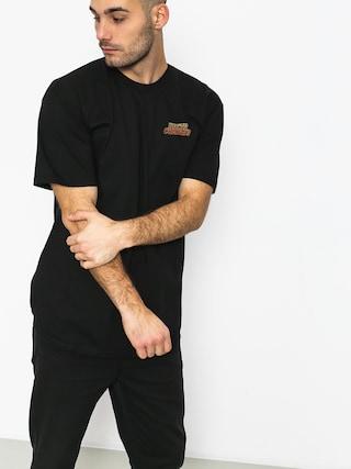 Tričko Brixton Fugle Stt (black)
