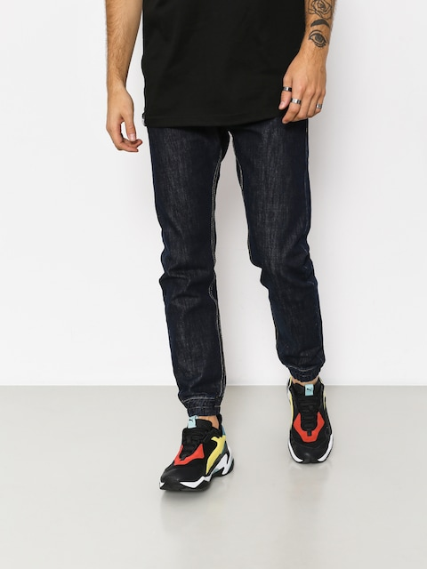 Nohavice MassDnm Base Jogger Jeans Sneaker Fit