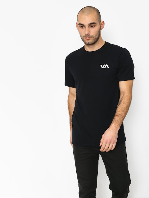Tričko RVCA Va Vent Top (black)