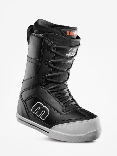 Obuv na snowboard ThirtyTwo Lo Cut (black/white)