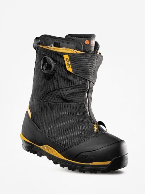 Obuv na snowboard ThirtyTwo Jones Mtb (black/yellow)