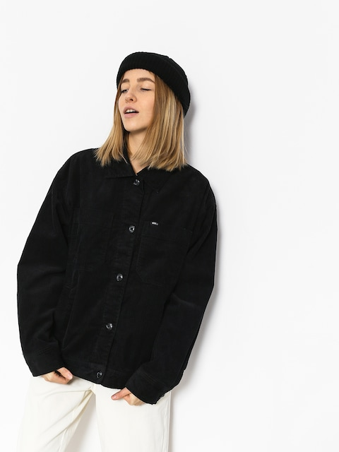 Bunda Vans Summit Jacket Wmn (black)