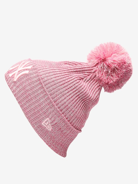 Čiapka New Era Womens Engineered Fit Knit (new york yankees pnk)