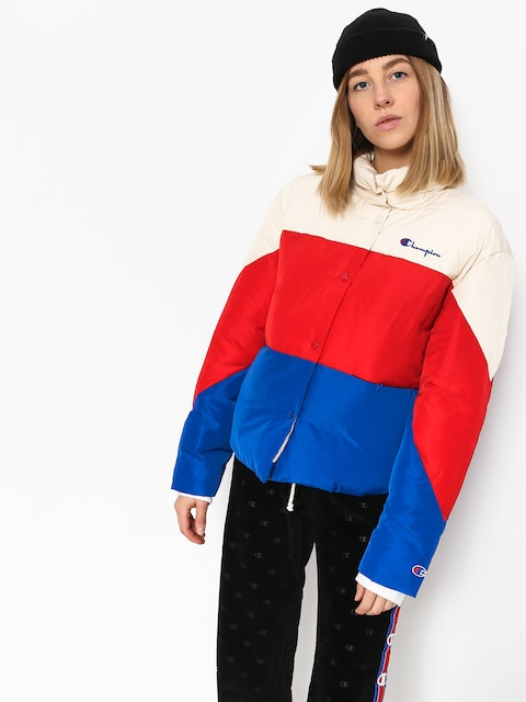 Bunda Champion Jacket Wmn (sns/red/bai)