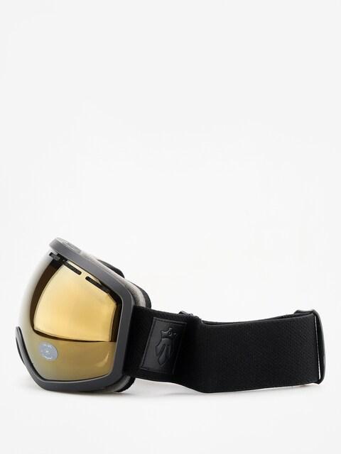 Okuliare na snowboard Majesty One 11 (matt black/bronze topaz/clear citrine)
