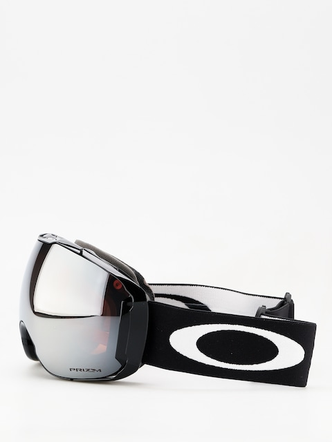 Okuliare na snowboard Oakley Airbrake XL (jet black/prizm black iridium & prizm rose)