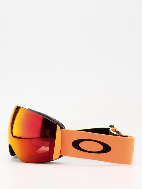 Okuliare na snowboard Oakley Flight Deck (2018 team oakley/prizm snow torch iridium)