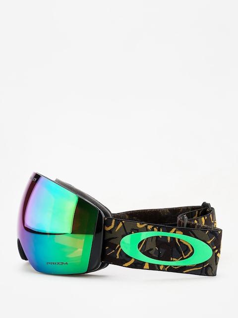 Okuliare na snowboard Oakley Flight Deck (camo vine jungle/prizm snow jade iridium)