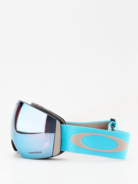 Okuliare na snowboard Oakley Flight Deck (sea moonrock/prizm snow sapphire iridium)