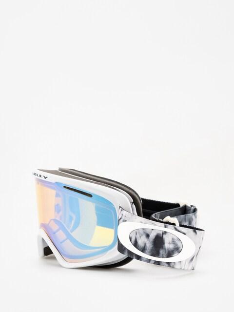 Okuliare na snowboard Oakley O Frame 2 0 Xm (tranquil flurry sharkskin/hi yellow iridium)
