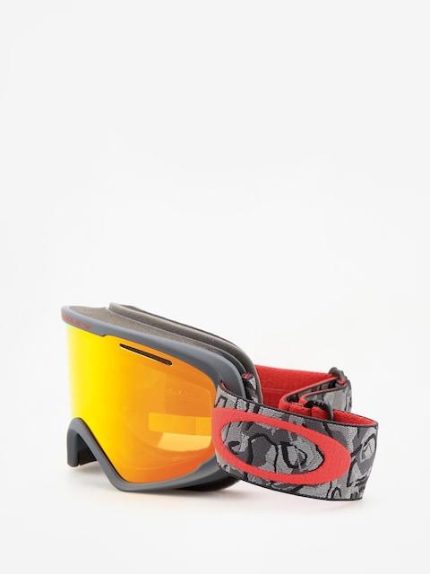 Okuliare na snowboard Oakley O Frame 2 0 Xm (camo vine night/fire iridium)