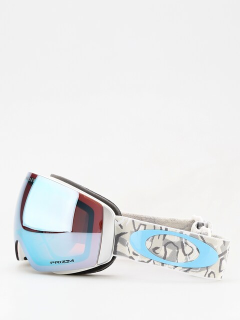 Okuliare na snowboard Oakley Flight Deck Xm (camo vine snow/prizm snow sapphire iridium)