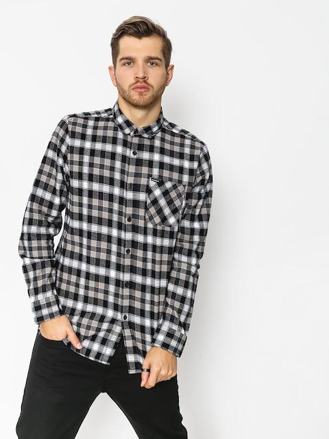 Košeľa Volcom Caden Plaid (blk)