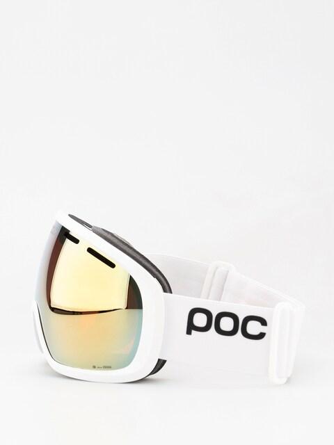 Okuliare na snowboard POC Fovea Clarity (hydrogen white/spektris gold)