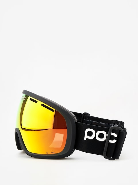 Okuliare na snowboard POC Fovea Clarity (uranium black/spektris orange)