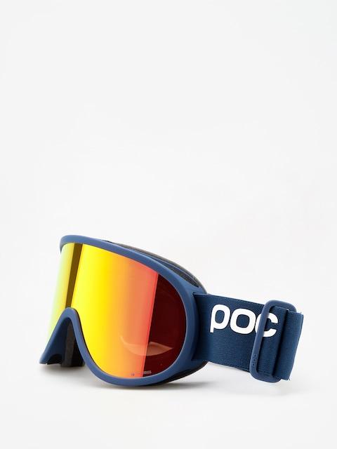 Okuliare na snowboard POC Retina Clarity (basketane blue/spektris orange)