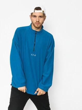 Mikina Polar Skate Lightweight Fleece Pullover 2 0 HD (myknos blue)