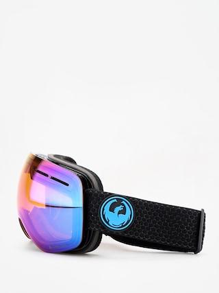 Dragon Okuliare na snowboard X1s (split/lumalens blue ion/l amber)