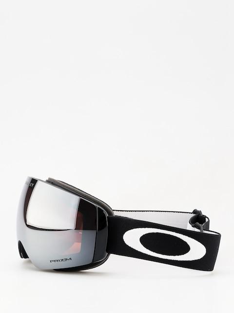 Snowboardové okuliare Oakley Flight Deck XM (matte black w/prizm black iridium)