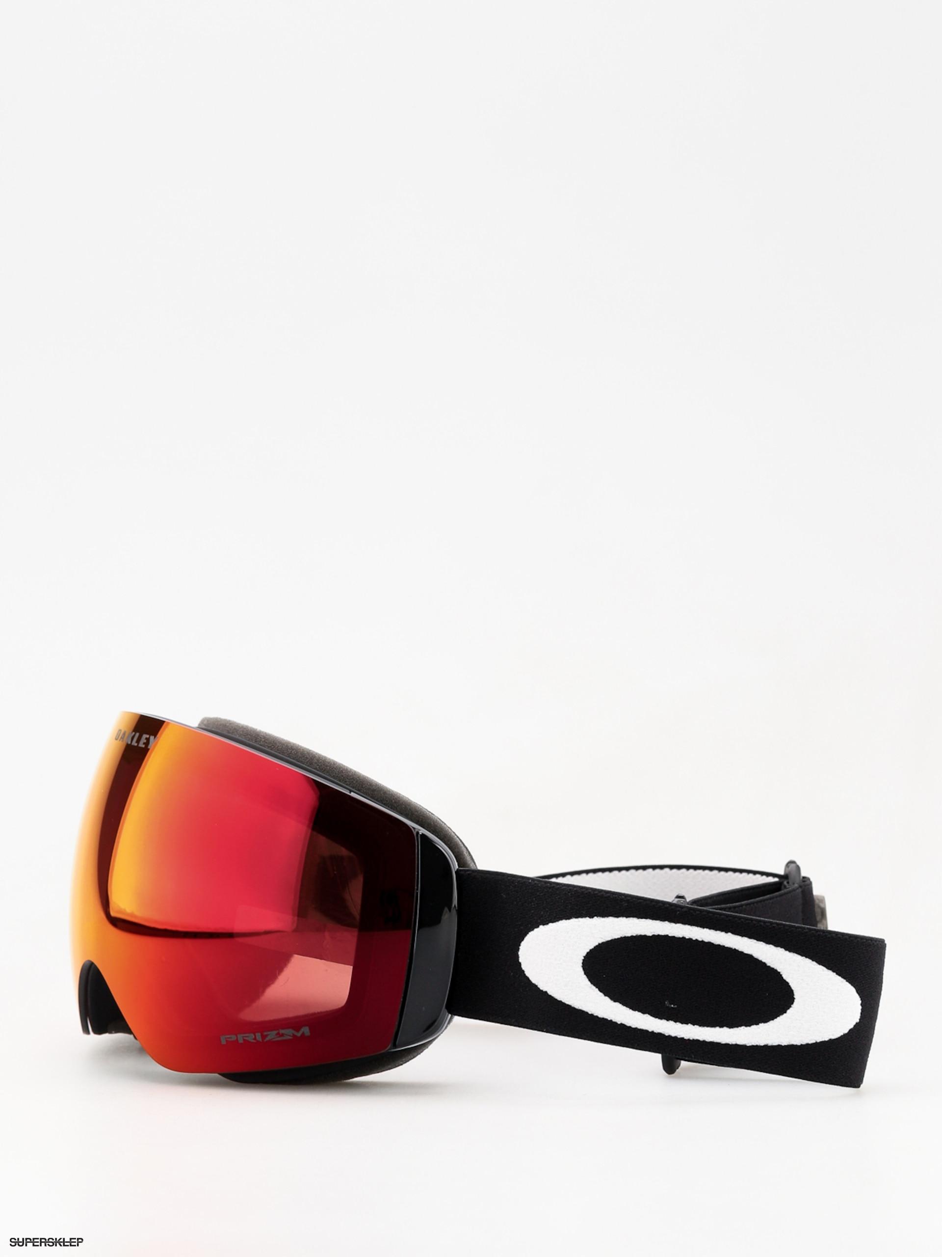 Okuliare na snowboard Oakley Flight Deck Xm (matte black prizm torch irid) 3e9a530cc6d