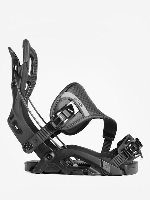 Snowboardové viazanie Flow Fuse Hybrid (black)