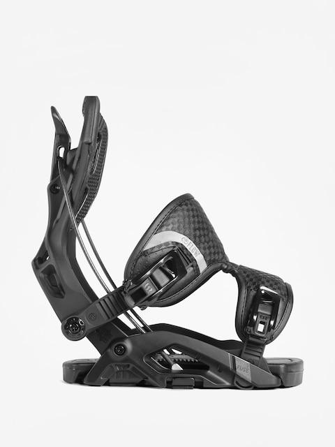 Snowboardové viazanie Flow Fuse (black)