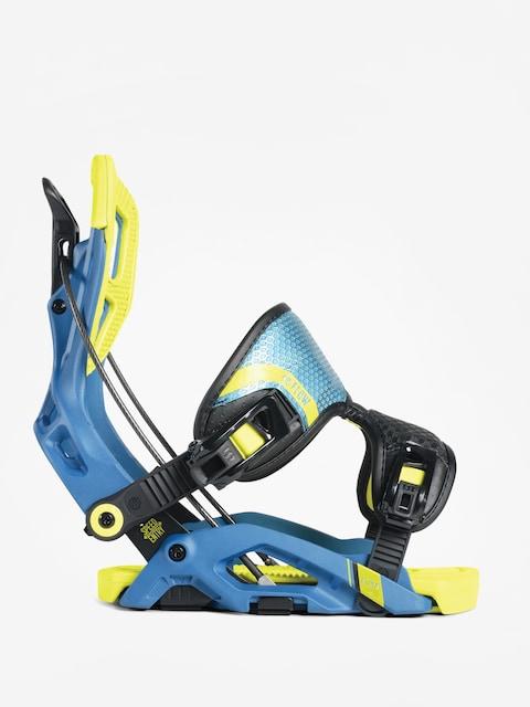 Snowboardové viazanie Flow Fuse (neon)