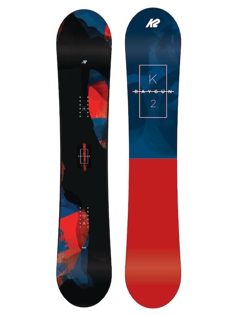 Snowboard K2 Raygun Wide (navy/red)