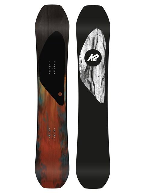Snowboard K2 Manifest (black/white)