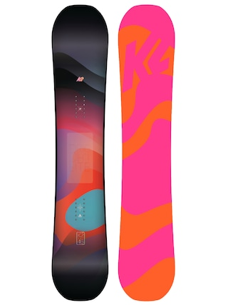 Snowboard K2 Bright Lite Wmn (pink/orange)