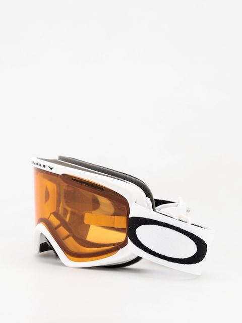 Okuliare na snowboard Oakley O Frame 2 0 Xm (matte white/persimmon)