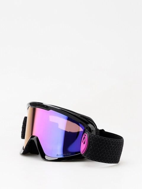 Okuliare na snowboard Dragon DX2 (split/lumalens purple ion/lumalens amber)