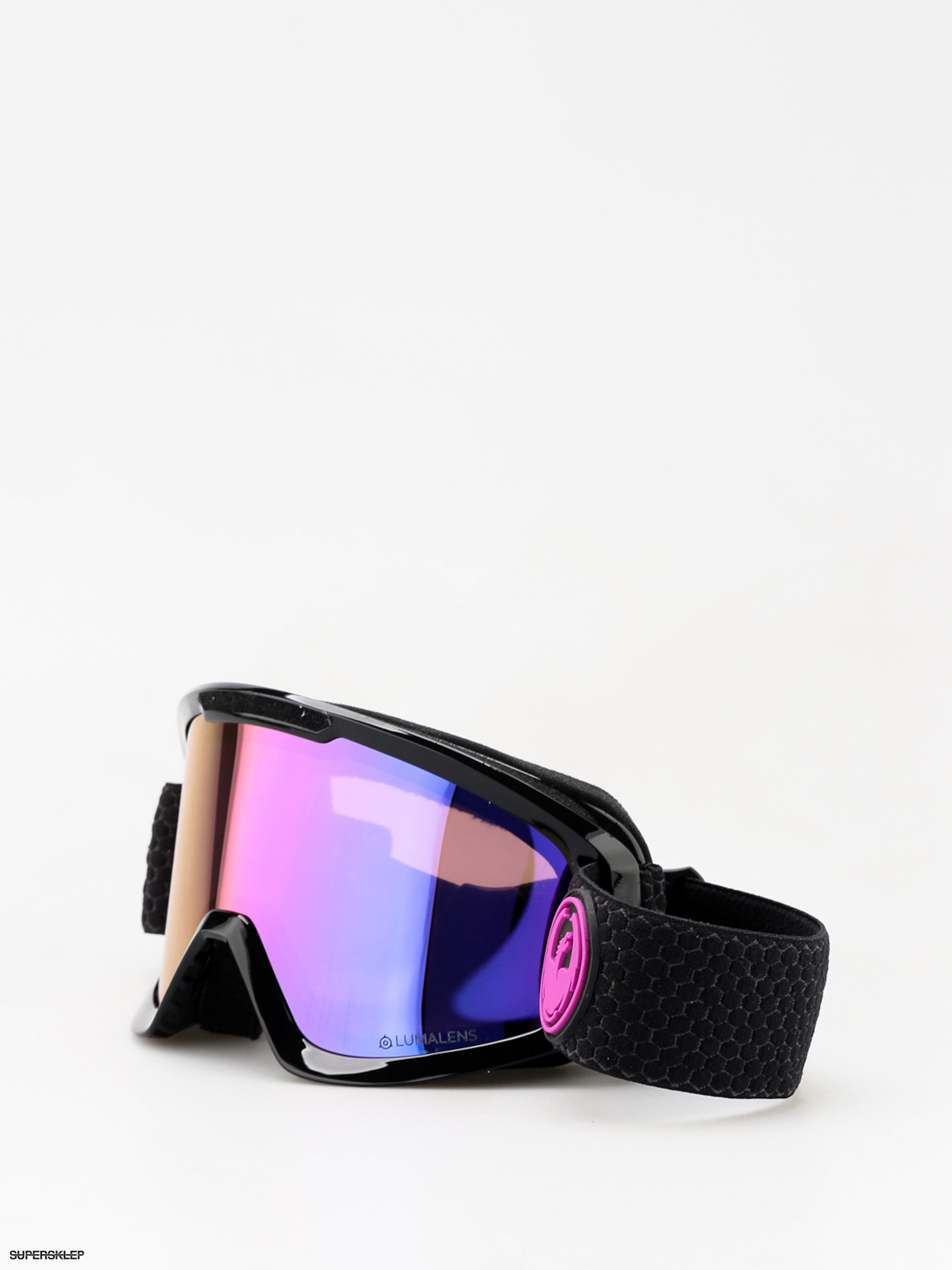 d8d2aab92a6 Okuliare na snowboard Dragon DX2 (split lumalens purple ion lumalens amber)