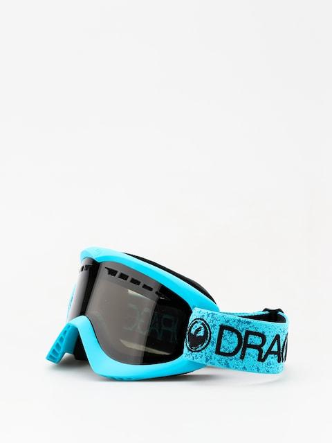 Okuliare na snowboard Dragon DX (blue/dark smoke)