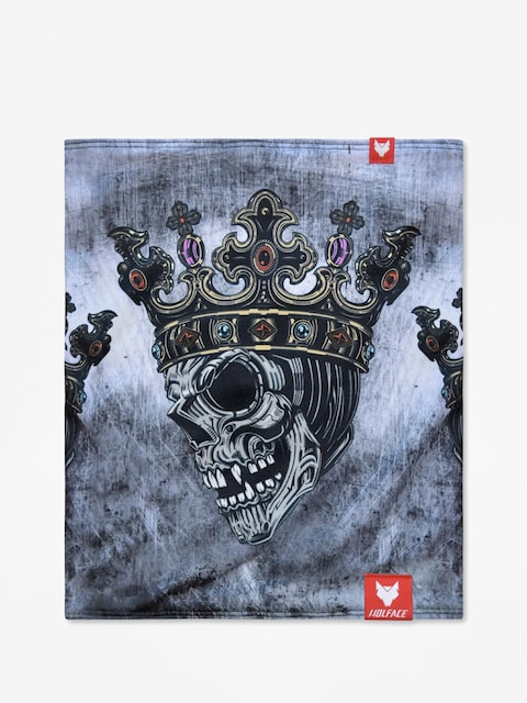 Šatka Wolface Skull King